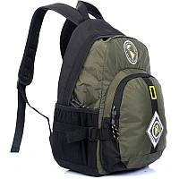 Городской рюкзак National Geographic New Explorer с отд.для ноутбука Хаки (N1698A;11)