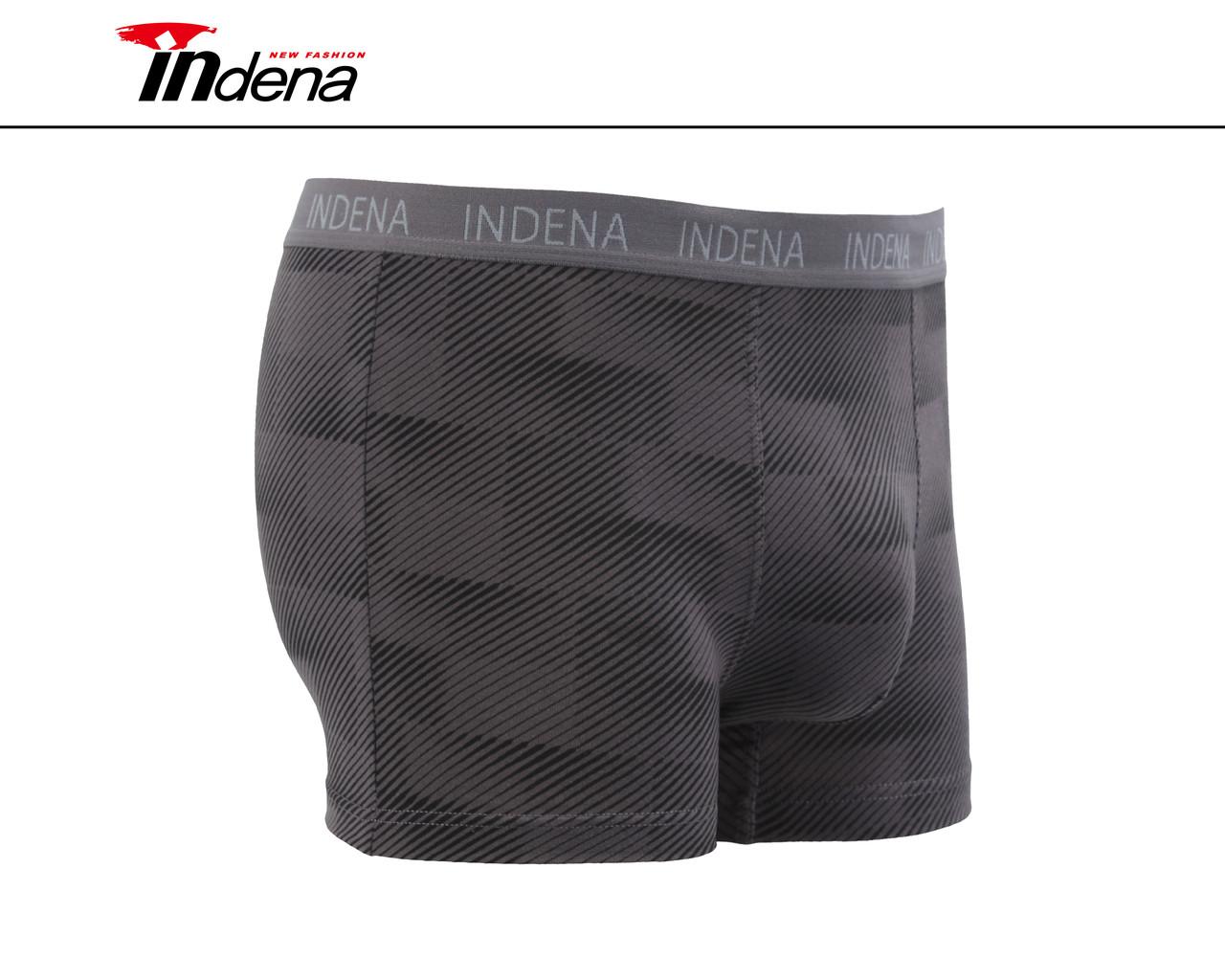 Чоловічі стрейчеві боксери «INDENA» АРТ.205001