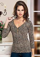 Кофточка Леопард. Код: 20632