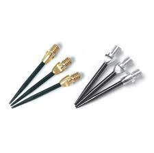 Дартс наконечники для дротиков металические иглы с резьбой 3шт.