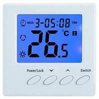 Программируемый терморегулятор с датчиком температуры Floureon C01
