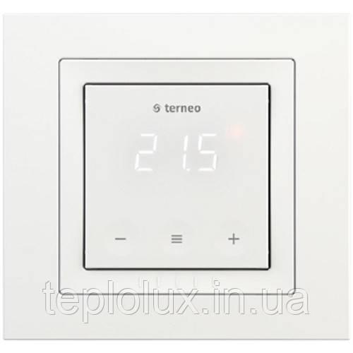 Сенсорний термостат для теплої підлоги Terneo S