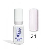 "Гель-Лак №024 Lilac Pink (розово-сиреневый) UV/LED ""Gelliant"" 5 мл."