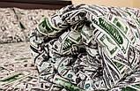Комплект постельного белья  Бязь GOLD 100% хлопок Доллары, фото 4