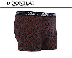 Мужские боксеры стрейчевые из бамбука «DOOMILAI» Арт.D-01279