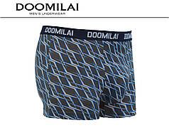 Чоловічі боксери стрейчеві з бамбука «DOOMILAI» Арт.D-01392