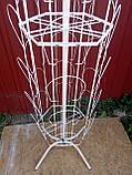 Стійка вертушка (барабан) під шапки 42 позиції, фото 2