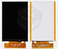 Дисплей (LCD) для Fly E157, оригинал