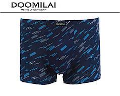Чоловічі боксери стрейчеві з бамбука «DOOMILAI» Арт.D-01285