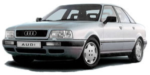 Запчасти Audi 80 / 90, 78-86г