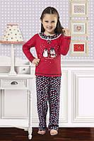 Пижама подросток 5-8 лет. Код: 40686