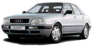 Кузовные запчасти и оптика Audi 80 / 90, 78-86г