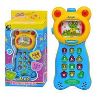 Детская развивающая игрушка Телефон 351