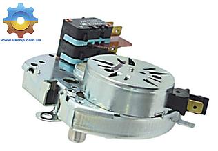 Двигатель-редуктор заслонки пароконвектомата Bourgeois