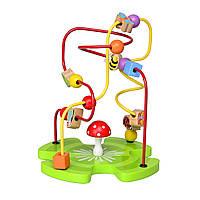 Деревянная игрушка головоломка T65-035