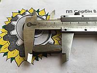 Шпонка 8х7х32 в вал косилки роторной, фото 1