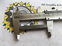 Шпонка 8х7х50 на косарку роторну, фото 1