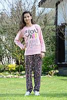 Пижама подросток 9-10 лет. Код: 40858