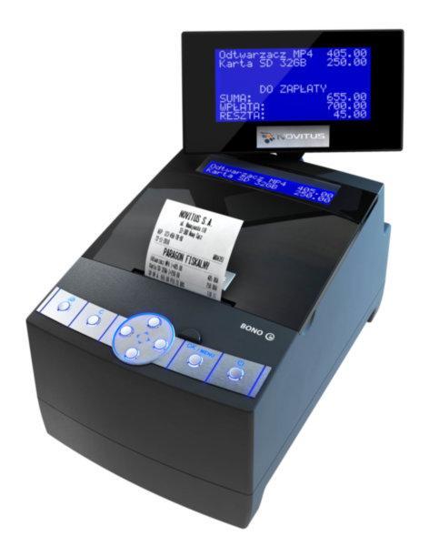 Фискальный регистратор для аптек, клиник, стоматологий MG-N707