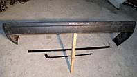 Бампер задний для Audi 100 1988, нужен ремонт
