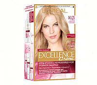 Стойкая крем-краска для волос с тройной защитой L'Oreal Paris Excellence Crème