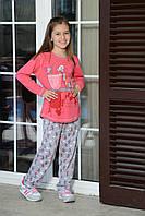 Пижама подросток 5-8 лет. Код: 40889