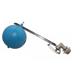 """Поплавковий Клапан 1"""" для бака / ємності (латунний) FARG Italy"""