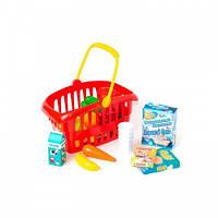 """Корзина для продуктов """"Супермаркет"""" 362 В-2 (18) """"ORION"""""""