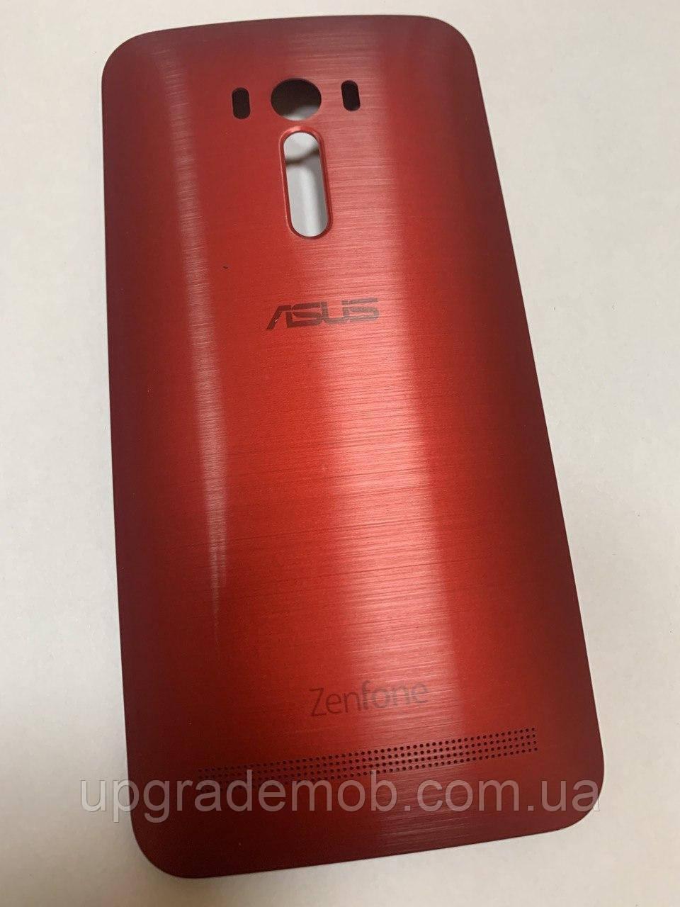 Задняя крышка Asus ZenFone Selfie ZD551KL, красная, оригинал