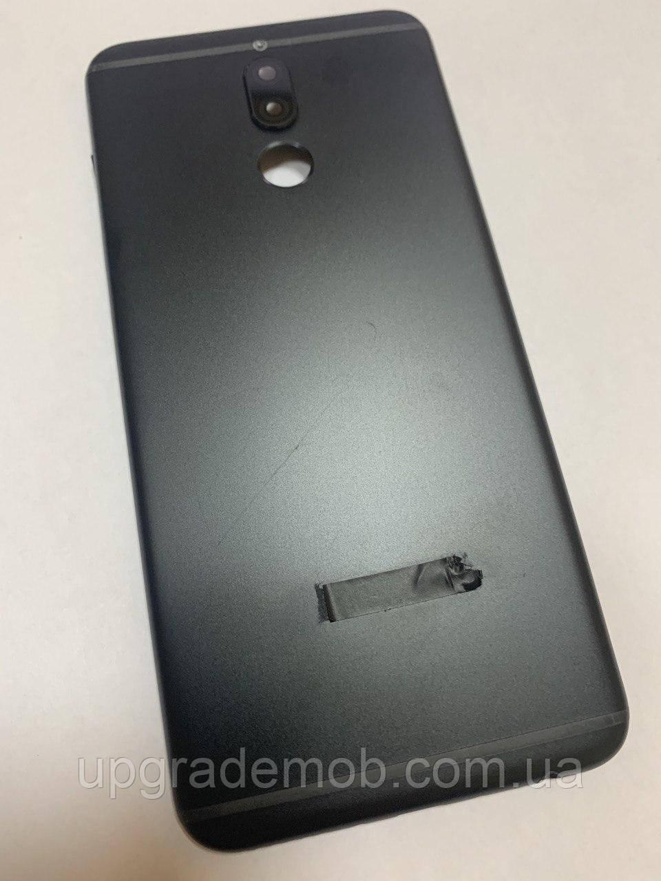 Задняя крышка Huawei Mate 10 Lite (RNE-L01/RNE-L21), черная, Graphite Black