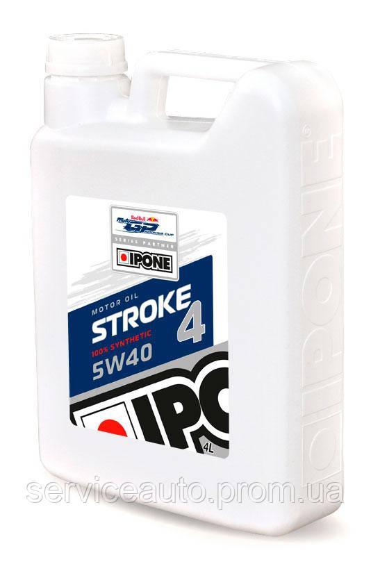 Моторное масло Ipone Stroke 4 5W40 4л (ip4)