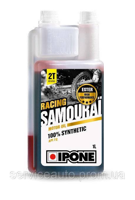 Моторное масло Ipone Samourai Racing 1л (ip25)