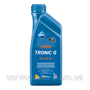 Моторное масло Aral HighTronic F SAE 5W-30 1л (ar21)