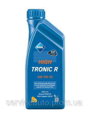 Моторное масло Aral HighTronic R SAE 5W-30 1л (ar25)