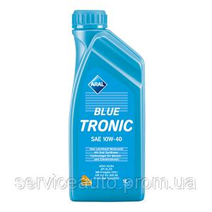Моторное масло Aral BlueTronic SAE 10W-40 1л (ar27)