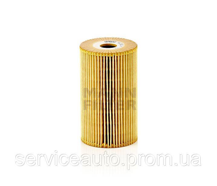 Фильтрующий элемент масляного фильтра MANN HU 932/4x - H 932/4x