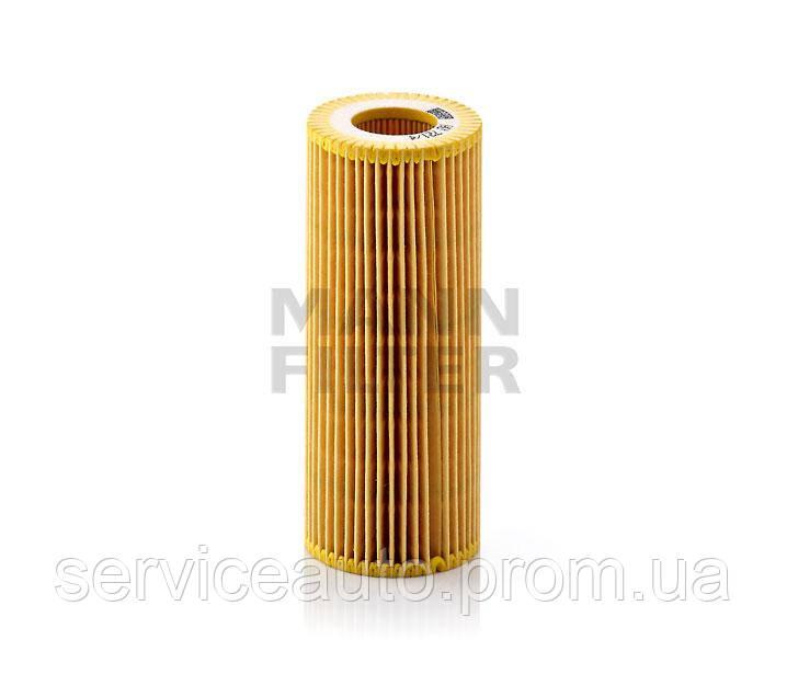 Фильтрующий элемент масляного фильтра MANN HU 721/4x