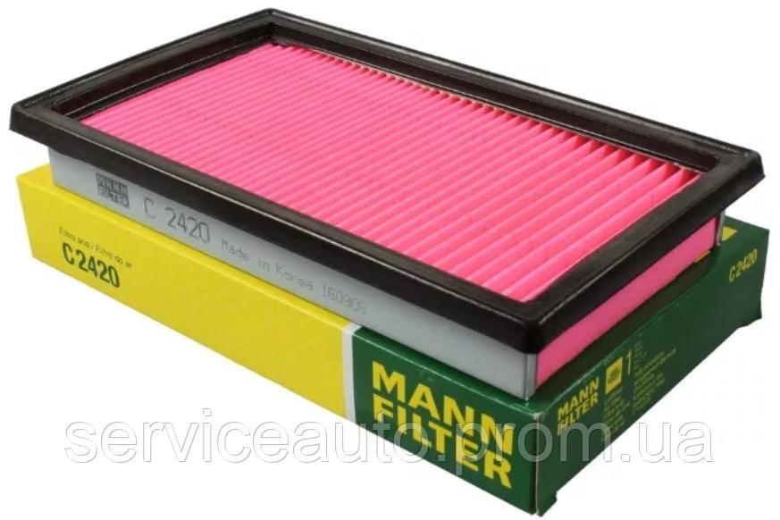 Фильтр воздушный MANN C 2420