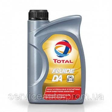 Гидравлическое масло Total Fluide DA 1 л (166222)