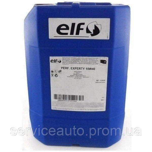 Моторное масло Elf Performance Trophy DX 15W-40 20 л (127757)