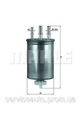 Фильтр топливный MAHLE KL505 (MX8798539)
