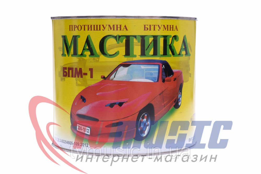 Мастика БПМ-1