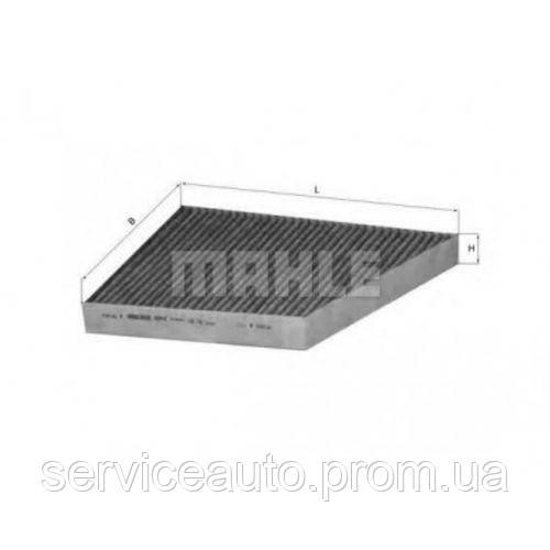Фильтр салона угольный MAHLE LAK156 (MX8798105)