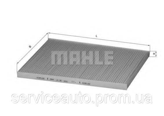 Фильтр салона MAHLE LA36 (MX8798021)