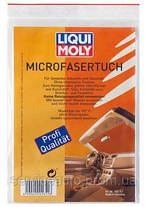 Специальный платок для очистки из микрофибры Liqui Moly Microfasertuch 1 шт (Lic1651)