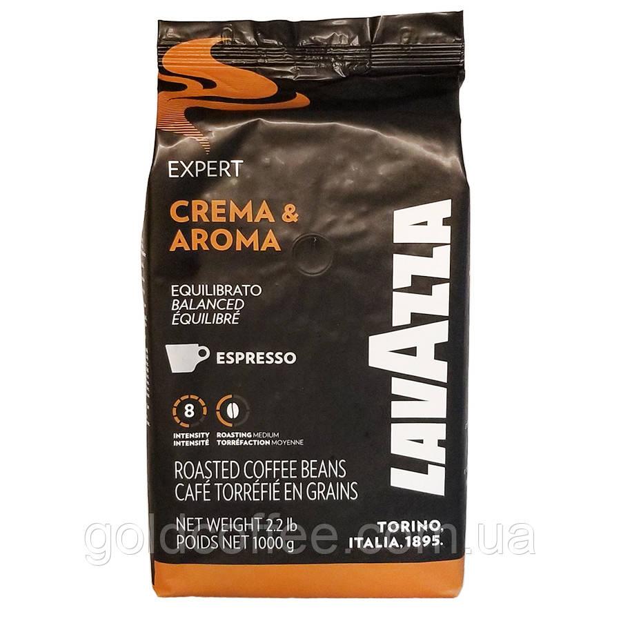 Зерновой кофе Lavazza Expert Crema Aroma 1 кг