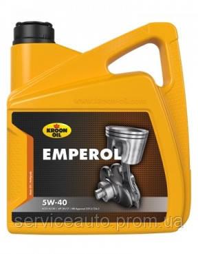 Моторное масло KROON OIL EMPEROL 5W - 40 4л (KL 33217)