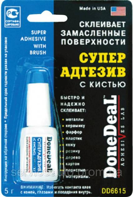 Суперадгезив-гель с кистью DoneDeal, 5 г (DD6615)