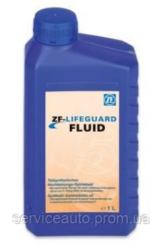 Трансмиссионное масло ZF LIFEGUARDFLUID 5 1л (ZF S671.090.170)