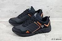 Мужские кожаные кроссовки Adidas хит 2020